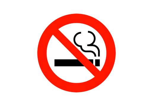 当店は禁煙店です